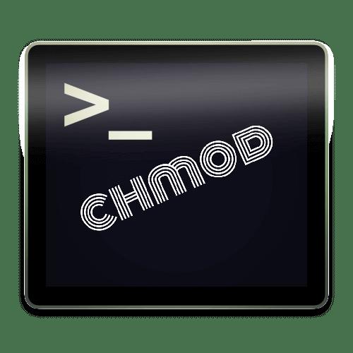 Macターミナルコマンド「chmod」の使い方