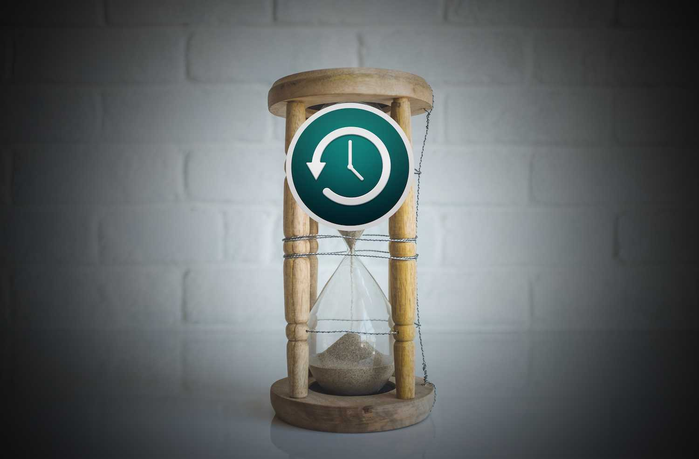 MacのTimeMachineが遅い時の対処法