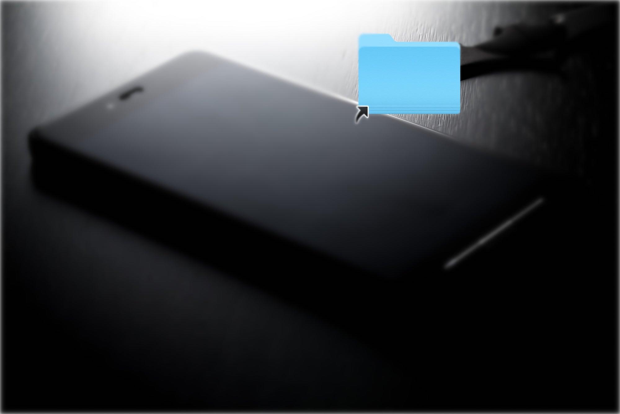 Macで外付けハードディスクにiPhoneのバックアップを作成する方法